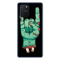 Capa Personalizada Samsung Galaxy S10 Lite G770 - Rock'n Roll - AT06 - Matecki