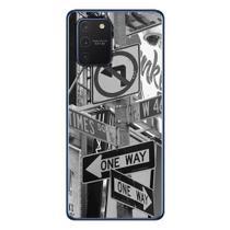 Capa Personalizada Samsung Galaxy S10 Lite G770 - Streets - MC09 - Matecki