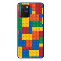 Capa Personalizada Samsung Galaxy S10 Lite G770 - Textura - TX08 - Matecki
