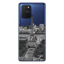 Capa Personalizada Samsung Galaxy S10 Lite G770 - Torre Eiffel - MC13 - Matecki