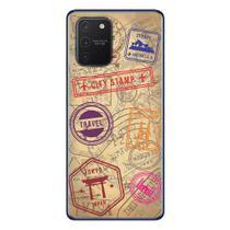 Capa Personalizada Samsung Galaxy S10 Lite G770 - Travel Cards - MC04 - Matecki