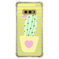 Capa Personalizada Samsung Galaxy S10e G970 - Cacto  - CA03 - Matecki