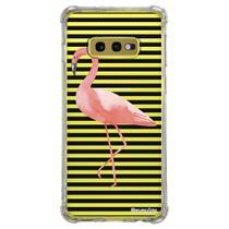 Capa Personalizada Samsung Galaxy S10e G970 - Flamingos - TP317 - Matecki