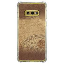 Capa Personalizada Samsung Galaxy S10e G970 - Horóscopo Papiro - MC03 - Matecki