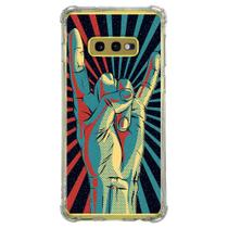Capa Personalizada Samsung Galaxy S10e G970 - Música - MU35 - Matecki