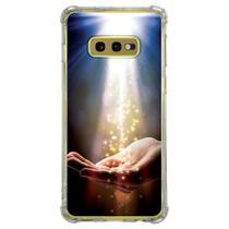 Capa Personalizada Samsung Galaxy S10e G970 - Religião - RE09 - Matecki