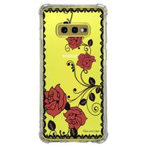Capa Personalizada Samsung Galaxy S10e G970 - Rendas - TP291 - Matecki