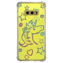 Capa Personalizada Samsung Galaxy S10e G970 - Unicórnios - UN16 - Matecki