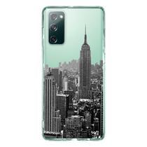 Capa Personalizada Samsung Galaxy S20 FE - Empire States - MC12 - Matecki