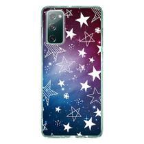 Capa Personalizada Samsung Galaxy S20 FE - Estrelas - ST02 - Matecki