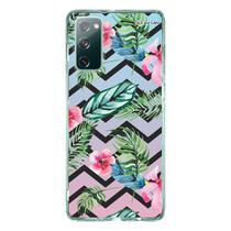 Capa Personalizada Samsung Galaxy S20 FE - Floral - FL23 - Matecki