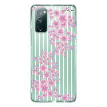 Capa Personalizada Samsung Galaxy S20 FE - Floral - FL27 - Matecki