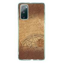Capa Personalizada Samsung Galaxy S20 FE - Horóscopo Papiro - MC03 - Matecki