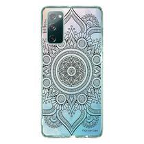 Capa Personalizada Samsung Galaxy S20 FE - Mandala - TP263 - Matecki