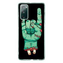 Capa Personalizada Samsung Galaxy S20 FE - Rock'n Roll - AT06 - Matecki