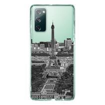 Capa Personalizada Samsung Galaxy S20 FE - Torre Eiffel - MC13 - Matecki