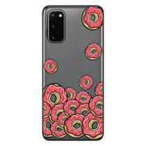 Capa Personalizada Samsung Galaxy S20 G980 - Donuts - TP108 - Matecki