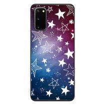 Capa Personalizada Samsung Galaxy S20 G980 - Estrelas - ST02 - Matecki