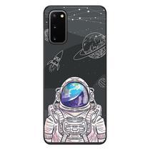 Capa Personalizada Samsung Galaxy S20 G980 - Estrelas - ST04 - Matecki