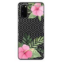 Capa Personalizada Samsung Galaxy S20 G980 - Floral - FL25 - Matecki
