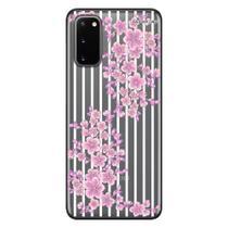 Capa Personalizada Samsung Galaxy S20 G980 - Floral - FL27 - Matecki