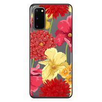 Capa Personalizada Samsung Galaxy S20 G980 - Floral - TP35 - Matecki