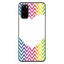 Capa Personalizada Samsung Galaxy S20 G980 - Love - LB18 - Matecki