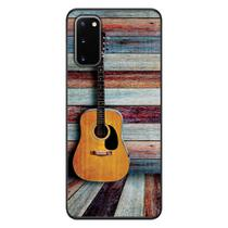Capa Personalizada Samsung Galaxy S20 G980 - Música - MU03 - Matecki
