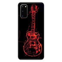 Capa Personalizada Samsung Galaxy S20 G980 - Música - MU11 - Matecki