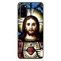 Capa Personalizada Samsung Galaxy S20 G980 - Religião - RE02 - Matecki