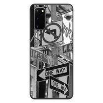 Capa Personalizada Samsung Galaxy S20 G980 - Streets - MC09 - Matecki