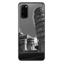 Capa Personalizada Samsung Galaxy S20 G980 - Torre Pizza - MC11 - Matecki