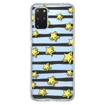 Capa Personalizada Samsung Galaxy S20 Plus G985 - Estrelas - ST08 - Matecki