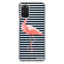 Capa Personalizada Samsung Galaxy S20 Plus G985 - Flamingos - TP317 - Matecki