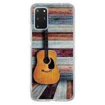 Capa Personalizada Samsung Galaxy S20 Plus G985 - Música - MU03 - Matecki