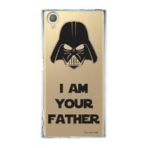 Capa Personalizada Sony Xperia XA1 Plus G3426 I am Your Father - TP201