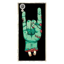 Capa Personalizada Sony Xperia XA1 Plus G3426 Rock'n Roll - AT06