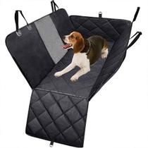 Capa Premium Protetora do Banco do Carro no Transporte de Cachorro e Gato - Delta Epets