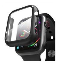 Capa Proteção Case Bumper Vidro App Smart Watch C/ Película - App Watch