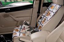 Capa Protetor Banco Carro Pet Cachorro Estofado Dianteiro - Dg Confecções