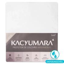Capa Protetor De Colchão Berço Algodão Impermeavel Kacyumara -