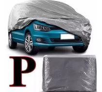 Capa protetora cobrir carro gol, uno, fiesta hatch forro parcial 100% impermeável - Zc