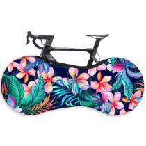Capa Protetora Cobrir Rodas Bicicleta Bike Estampada Indoor Florida - GaleraDaBike