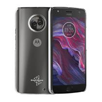 Capa Protetora Cristal Original Muvit Para Motorola Moto X4 -