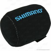 Capa Protetora de Carretilha Shimano Case Tamanho M Perfil Alto Direita e Esquerda M-ANRC840A -