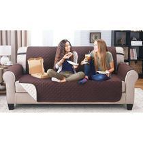 Capa Protetora De Sofa Para Pet Cachorro Gato Bebida Comida - Couch Coat