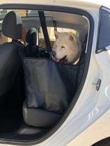 Capa Protetora Dobrável Para Carros - Com Cinto De Segurança - King Of Pets