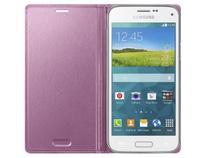 Capa Protetora Flip para Galaxy S5 Mini - Samsung