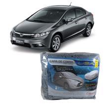 Capa Protetora Honda Civic até 2015 Forrada Impermeável (G297) - Carrhel