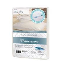 Capa Protetora impermeável de Travesseiro Sleep Dry 70x50cm - Mastercomfort